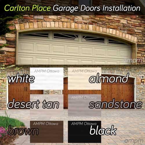 Best Garage Door Installation Services In Carlton Place Ontario